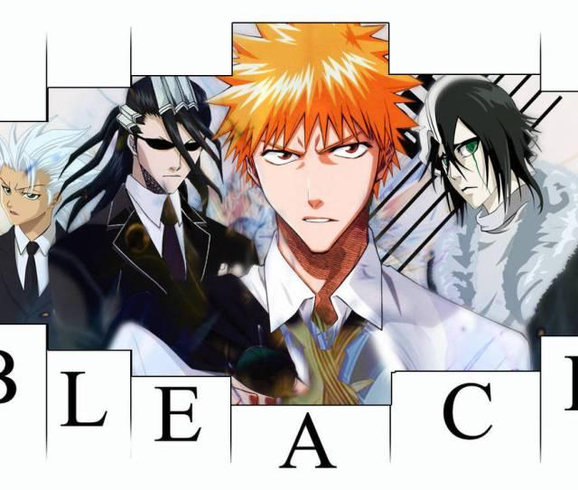 Bleach Wallpaper Boys By Angelbattosai
