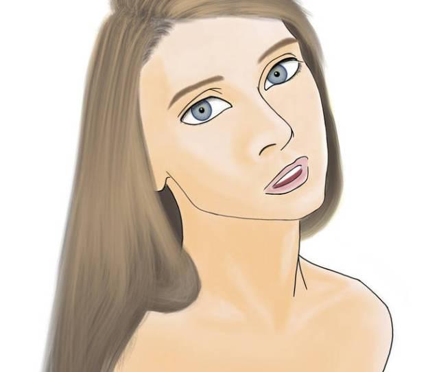Chloe Toy Portrait  By Michelle Zen