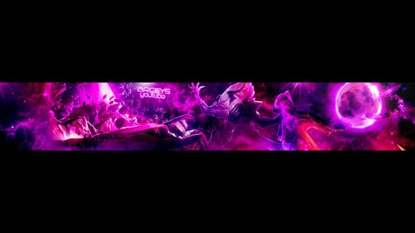 Youtube Banner by Arisuue on DeviantArt