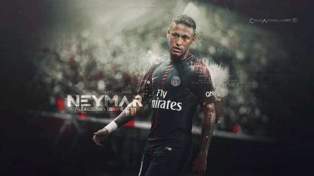 Neymar Wallpaper O Ney Psg Psd By Antonellocroceart