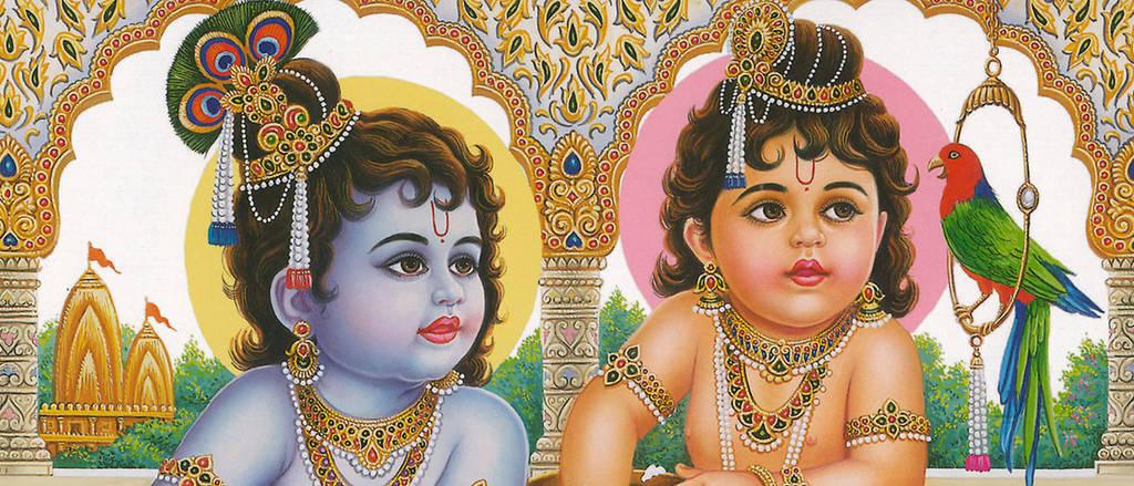 Image of: Cute Little Cute Krishna Babies Painting By Liviusquinky 123rfcom Cute Krishna Babies Painting By Liviusquinky On Deviantart