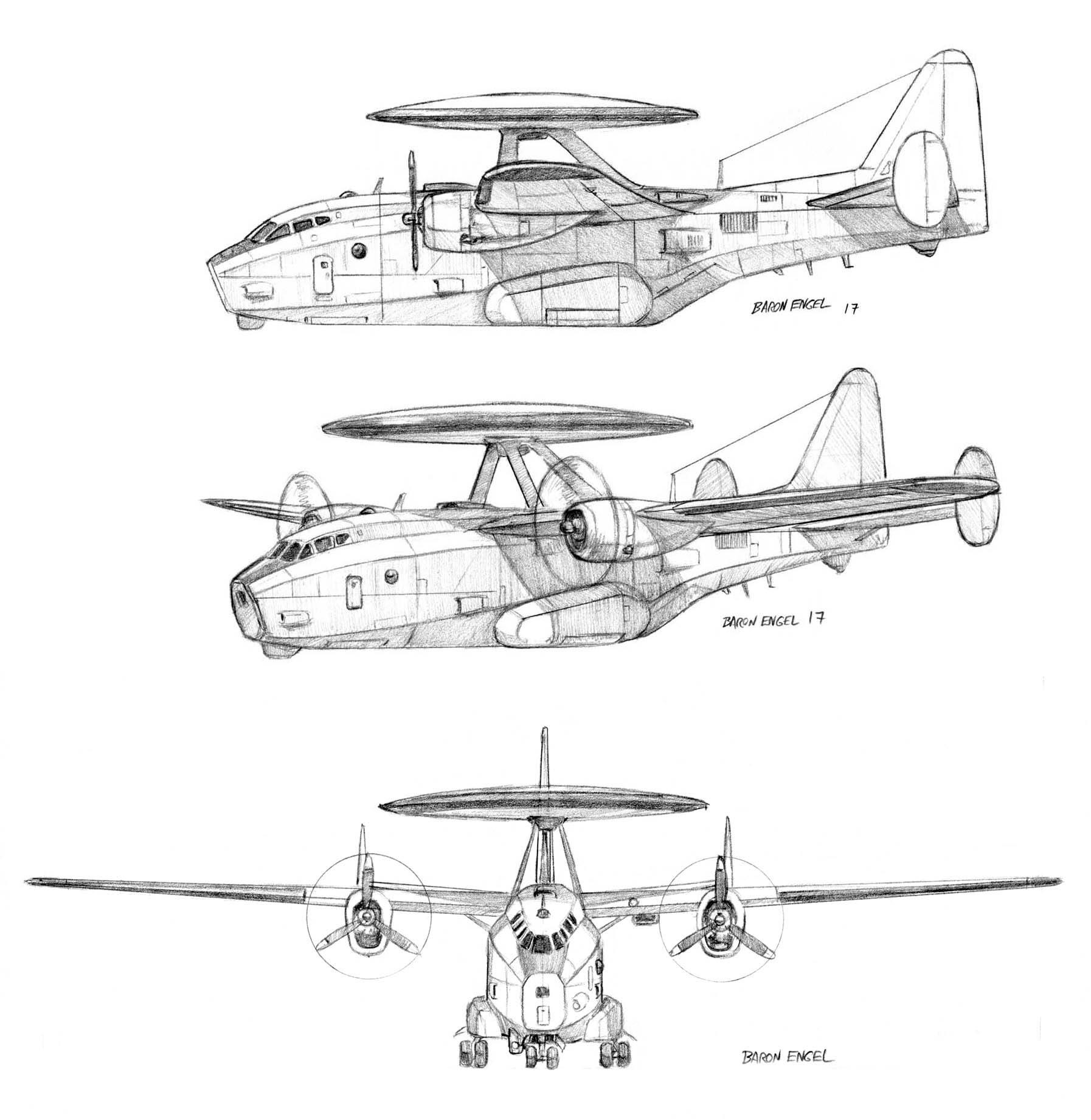 Concept Design Early S Aew By Baron Engel On Deviantart