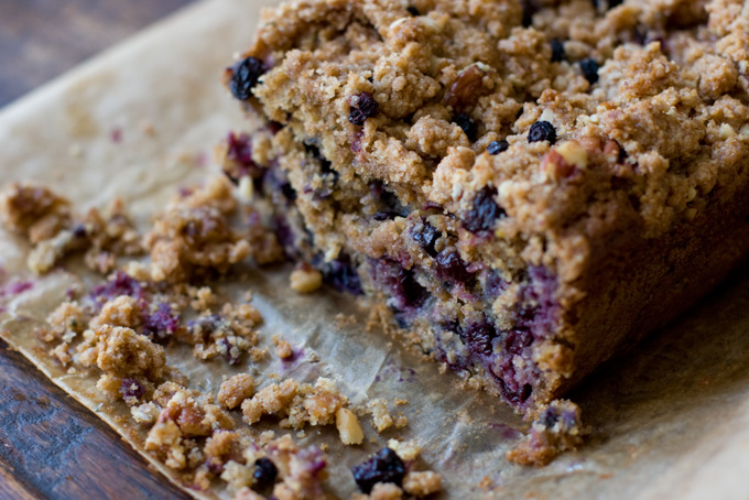 Maple Huckleberry Coffee Cake Recipe 101 Cookbooks