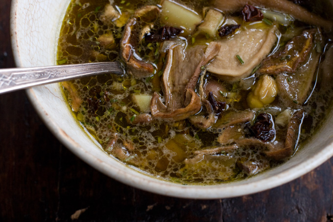 Porcini Mushroom Soup Recipe 101 Cookbooks