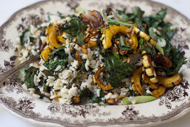 Recetas Vegetarianas de Acción de Gracias