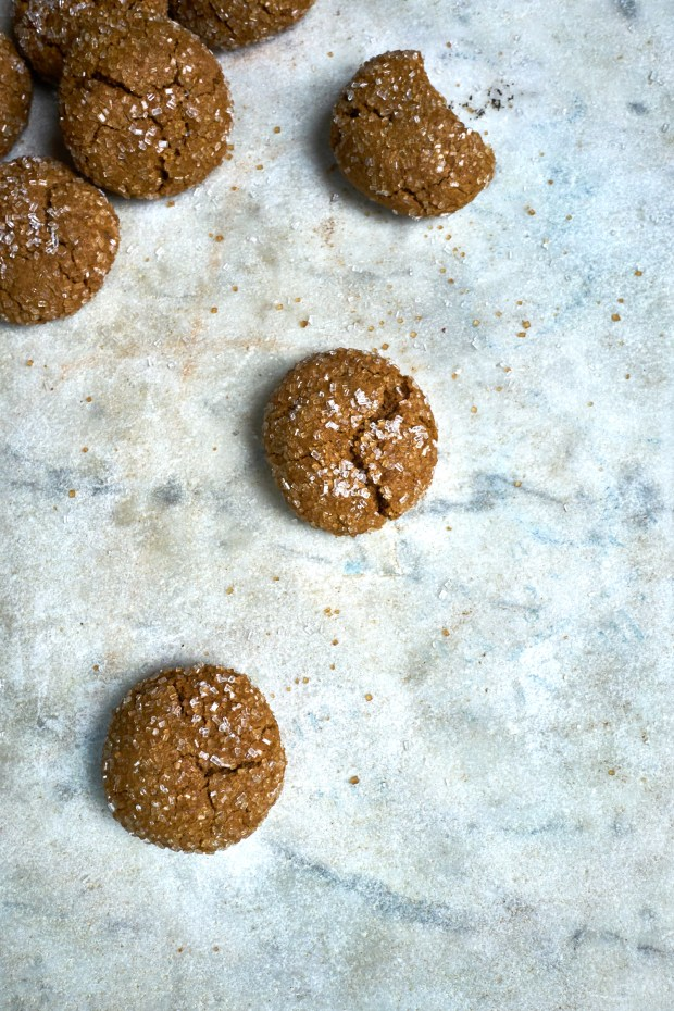 Triple Ginger Cookie Recipe