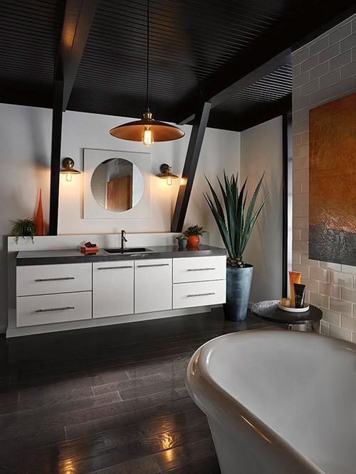 20 on trend bathroom lighting ideas for