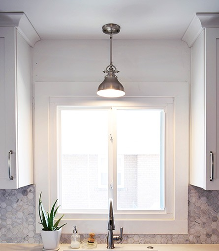 ideas for small kitchen lighting