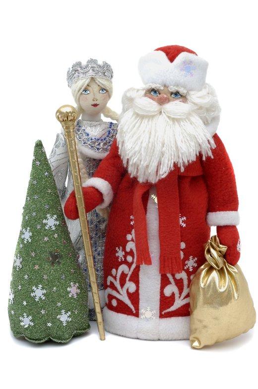 Dedek Mraz in Sneguljčica