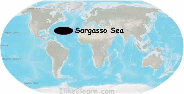 Skrivnostne vode: od Bermudskega trikotnika do Hudičevega morja - 5
