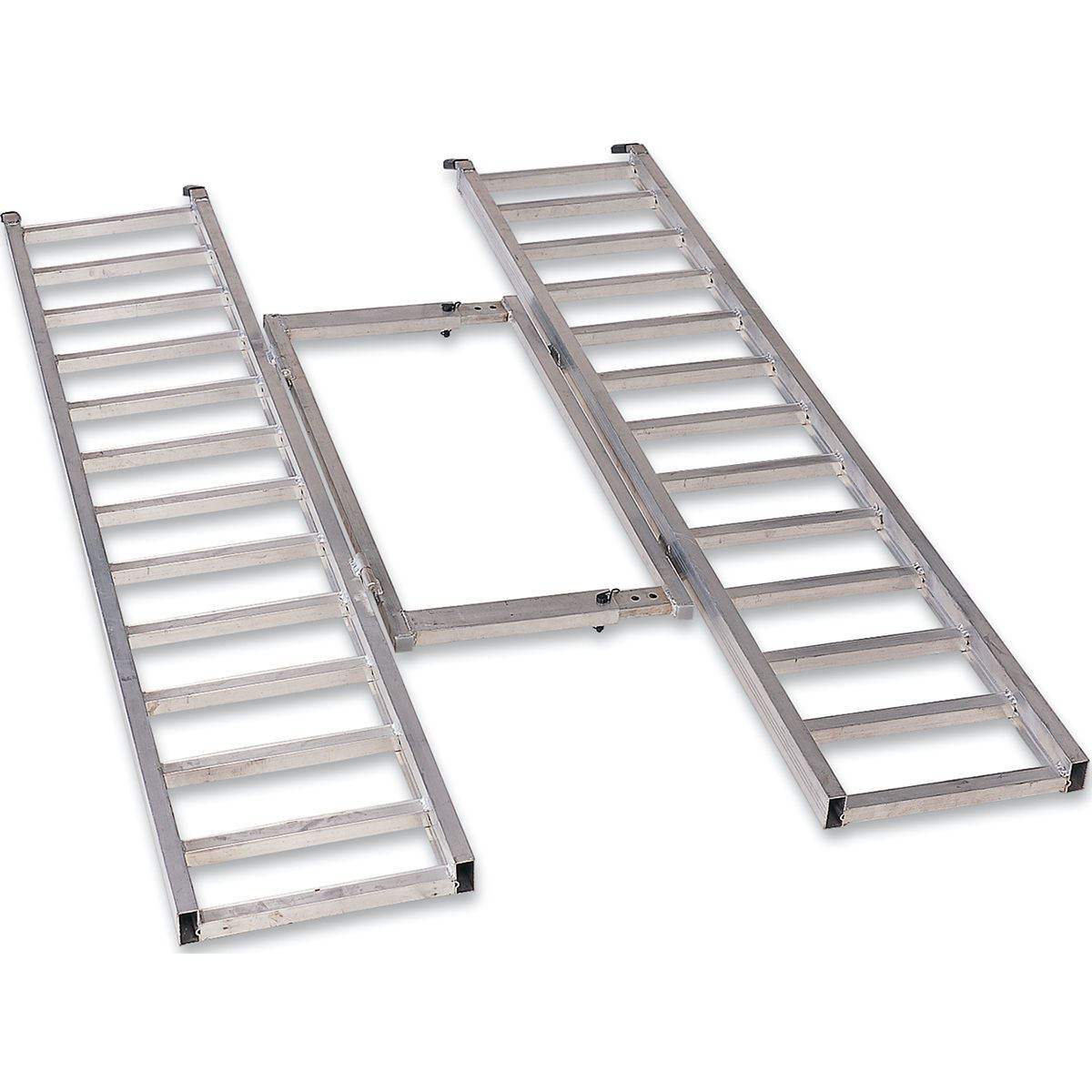 Moose Racing Tri Fold Adjustable Aluminum Ramp