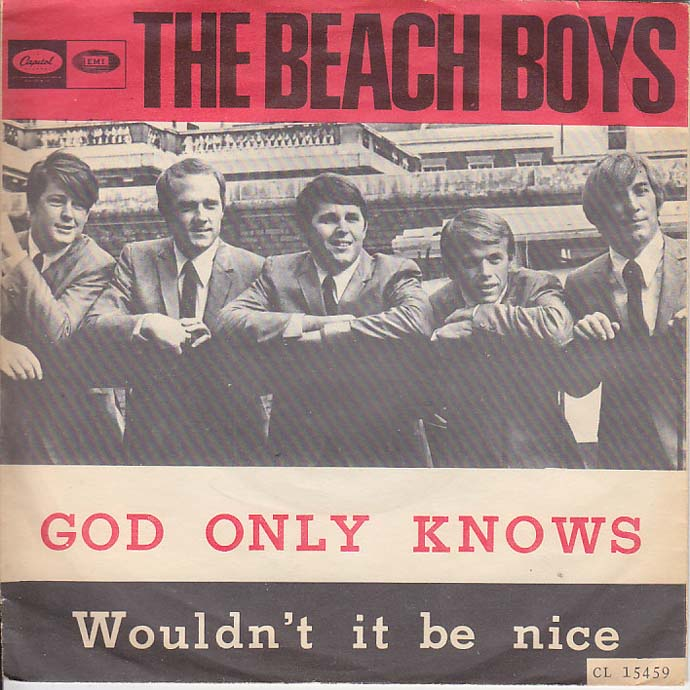 Image result for Wouldn't It Be Nice/God Only Knows