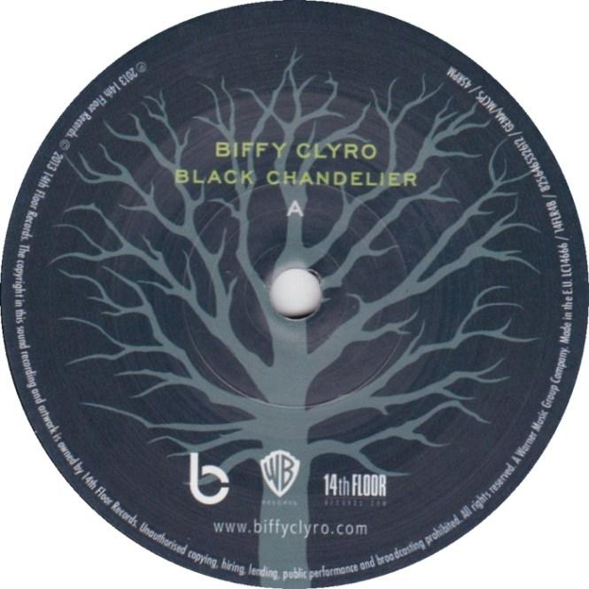 45cat Biffy Clyro Black Chandelier Milky 14th Floor Uk 14flr 48
