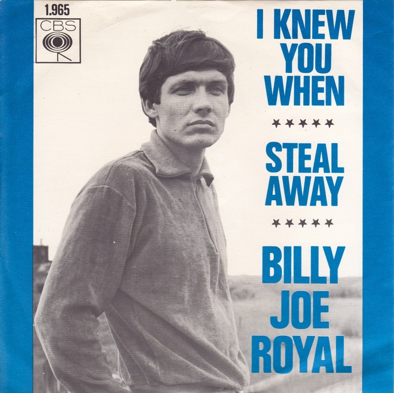 Image result for billy joe royal discography