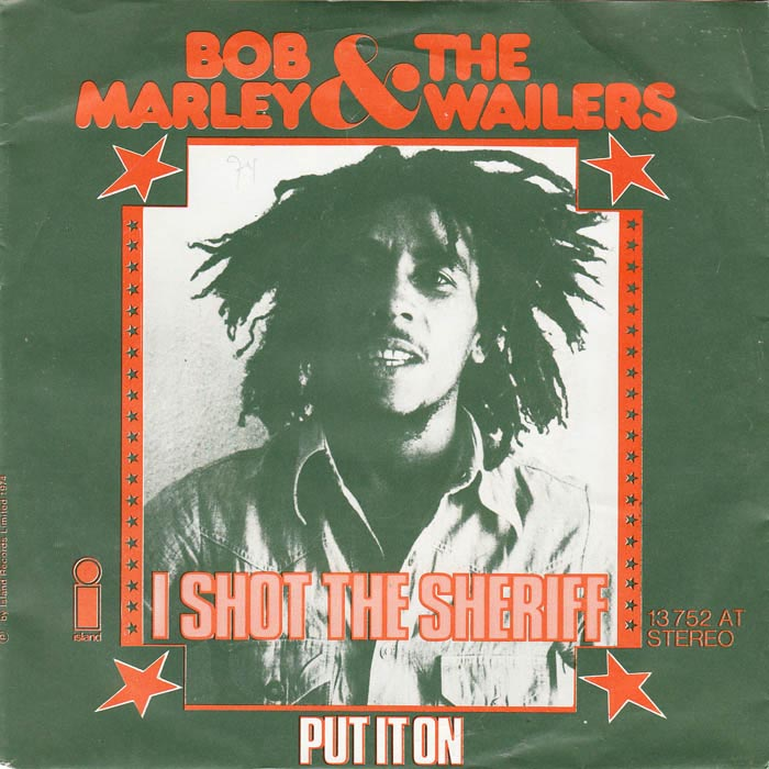 Poster do filme Who Shot the Sherriff?
