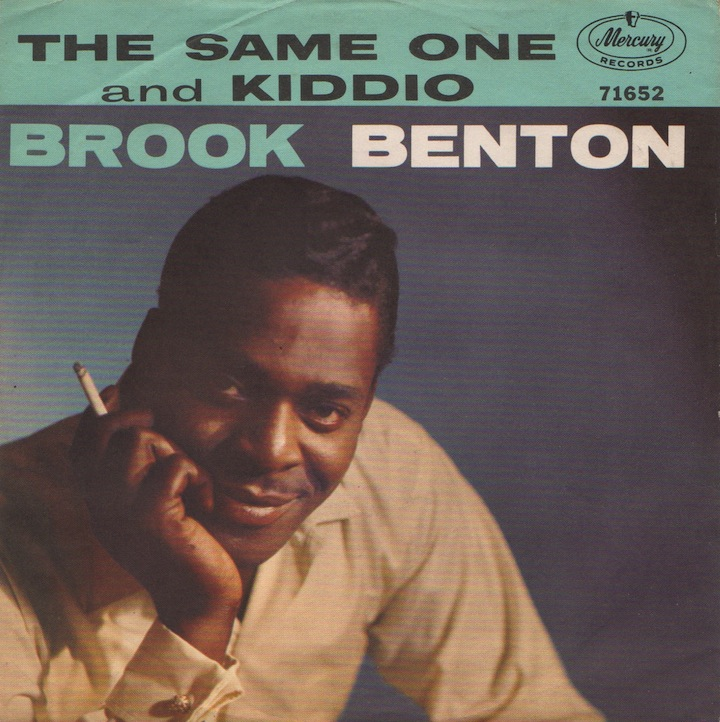 Image result for kiddio brook benton