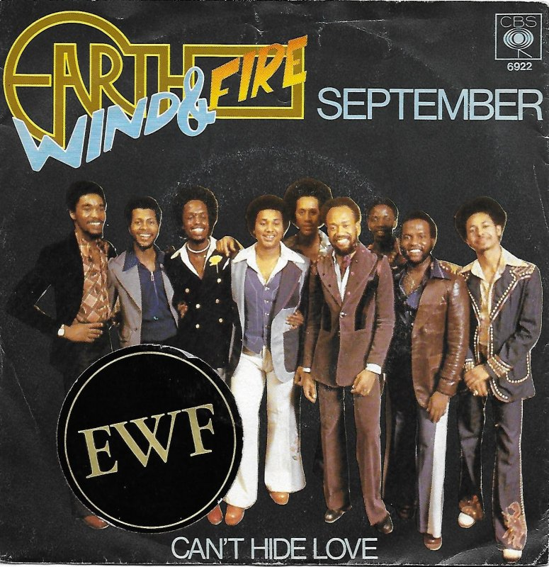 Earth Wind And Fire Cant Hide Love