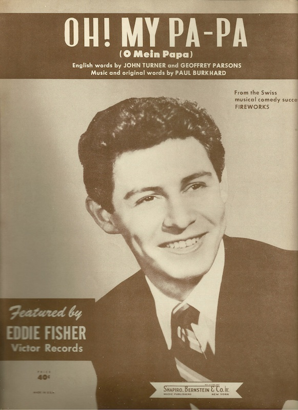 Eddie Fisher Image Two
