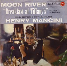 Image result for moon river henry mancini