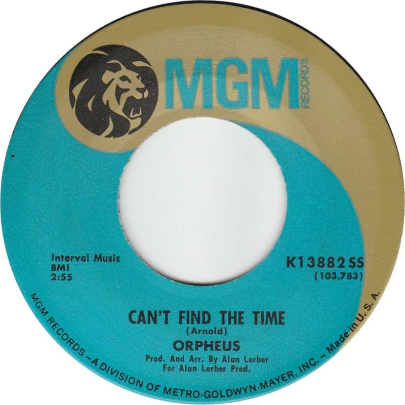 Image result for can't find the time orpheus single images