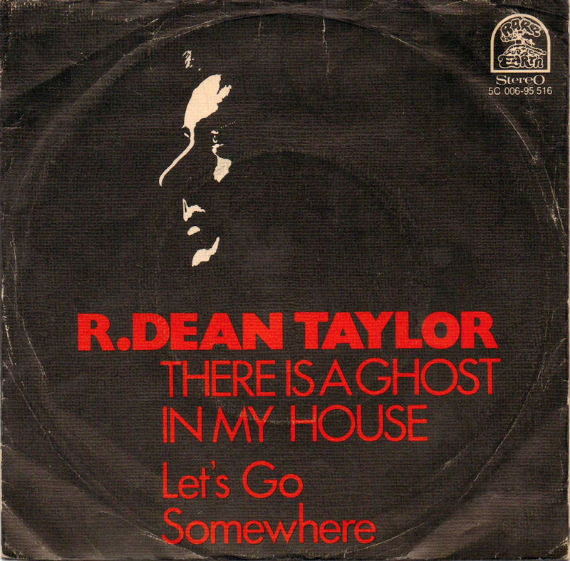 Image result for r. dean taylor there's a ghost in my house