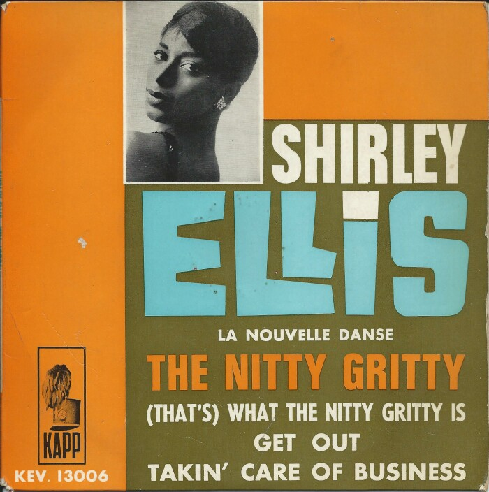 Image result for shirley ellis nitty gritty