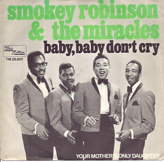 Image result for smokey robinson and the miracles baby baby don't go images