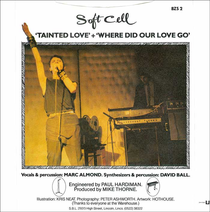 Tainted Soft Cell Love