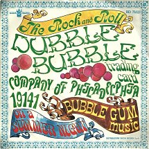 Image result for bubble gum music the rock and roll dubble bubble trading card company of philadelphia images