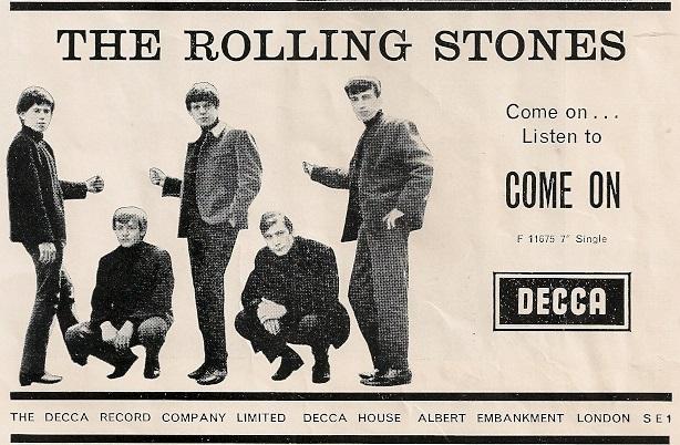 The Rolling Stones UK Discography | PopBopRocktilUDrop