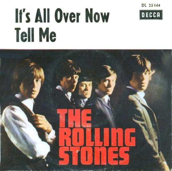 45cat - The Rolling Stones - It's All Over Now / Tell Me ...
