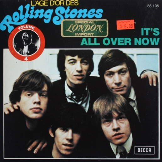 45cat - The Rolling Stones - L'Age D'Or Des Rolling Stones ...