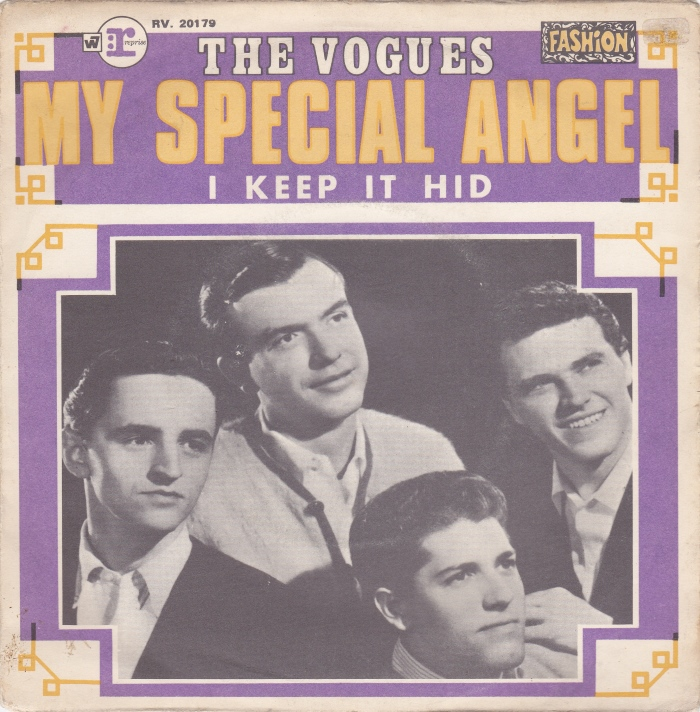 Image result for THE VOGUES DISCOGRAPHY