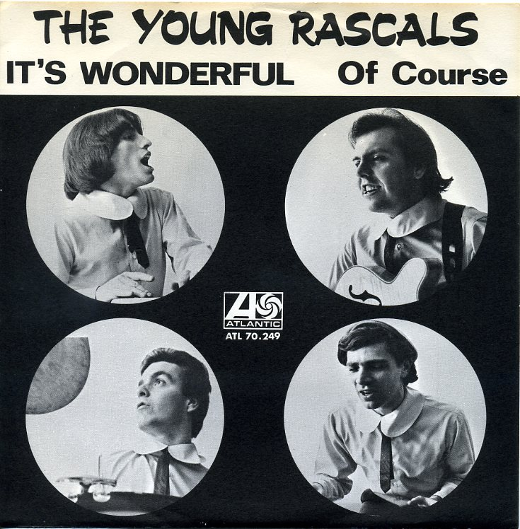 Image result for young rascals poster