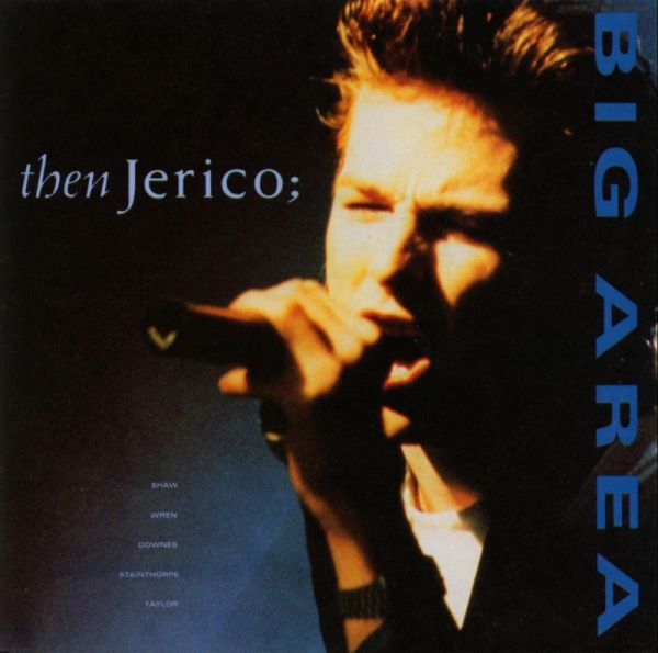 45cat - Then Jerico - Big Area / The Big Sweep - London ...