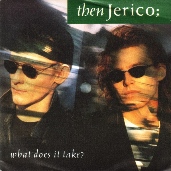 45cat - Then Jerico - What Does It Take? / Jungle - London ...