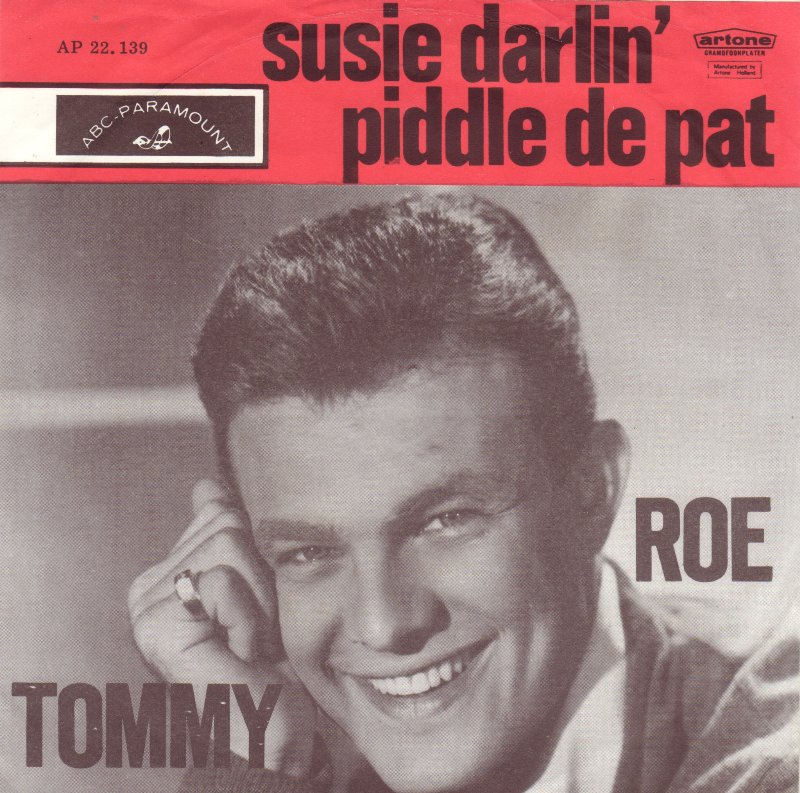 Image result for tommy roe discography