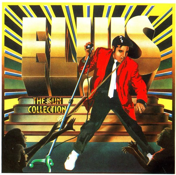 Image result for elvis the sun collection