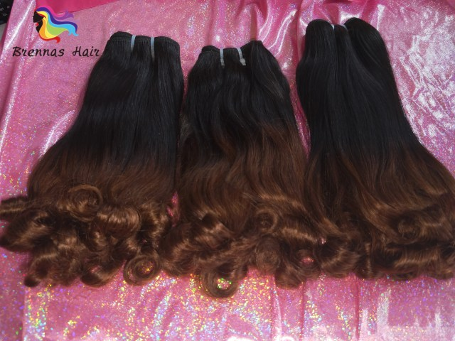 fummi hair weaves 8-26inch curly human hair bundles for
