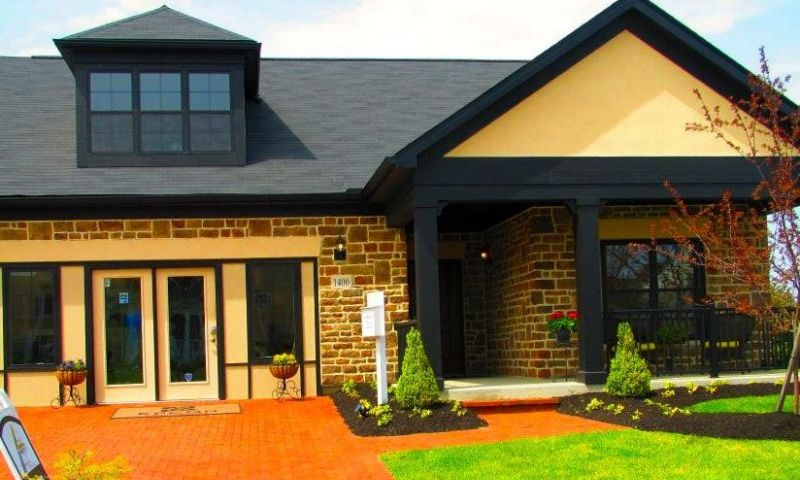 the courtyards at pinnacle grove city oh retirement communities 55places