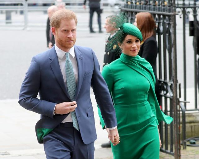 Harry and Meghan spilled a lot of royal secrets in their controversial interview last month.