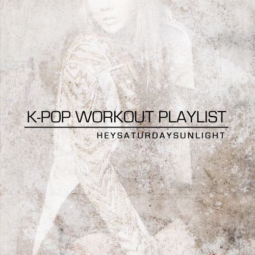 K-POP workout playlist, 16 free KPop tunes