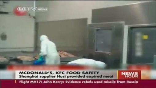 china food scandal us meat