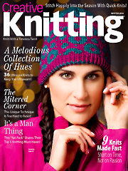 Creative Knitting Winter 2014 - Electronic Download