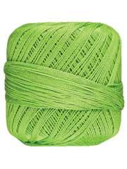 Omega Cotton Thread #10 - Lime