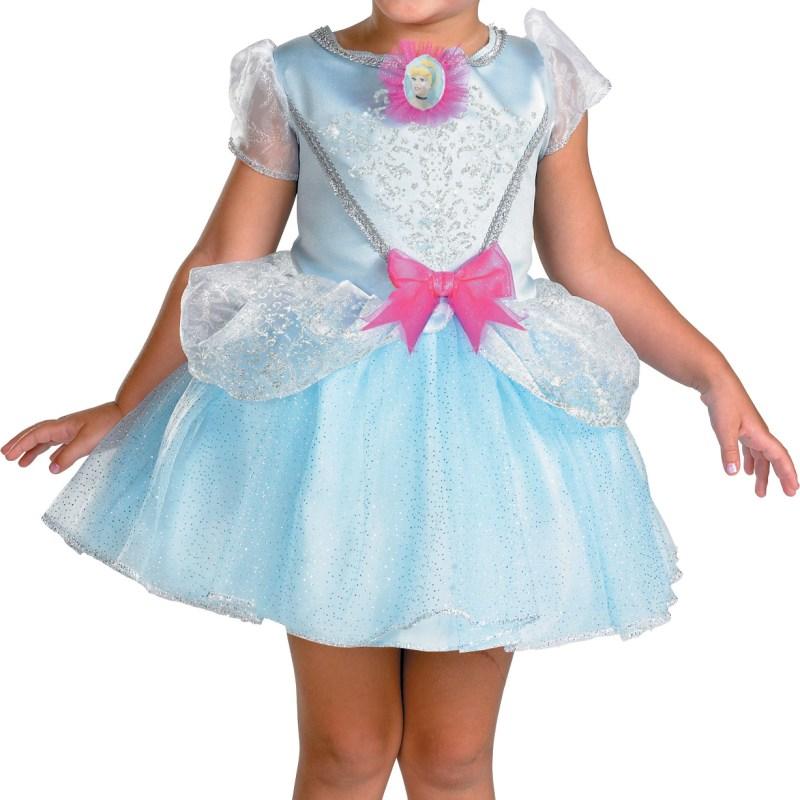 Little Adventures Deluxe Cinderella Costume: Cinderella Costumes For Little Girls