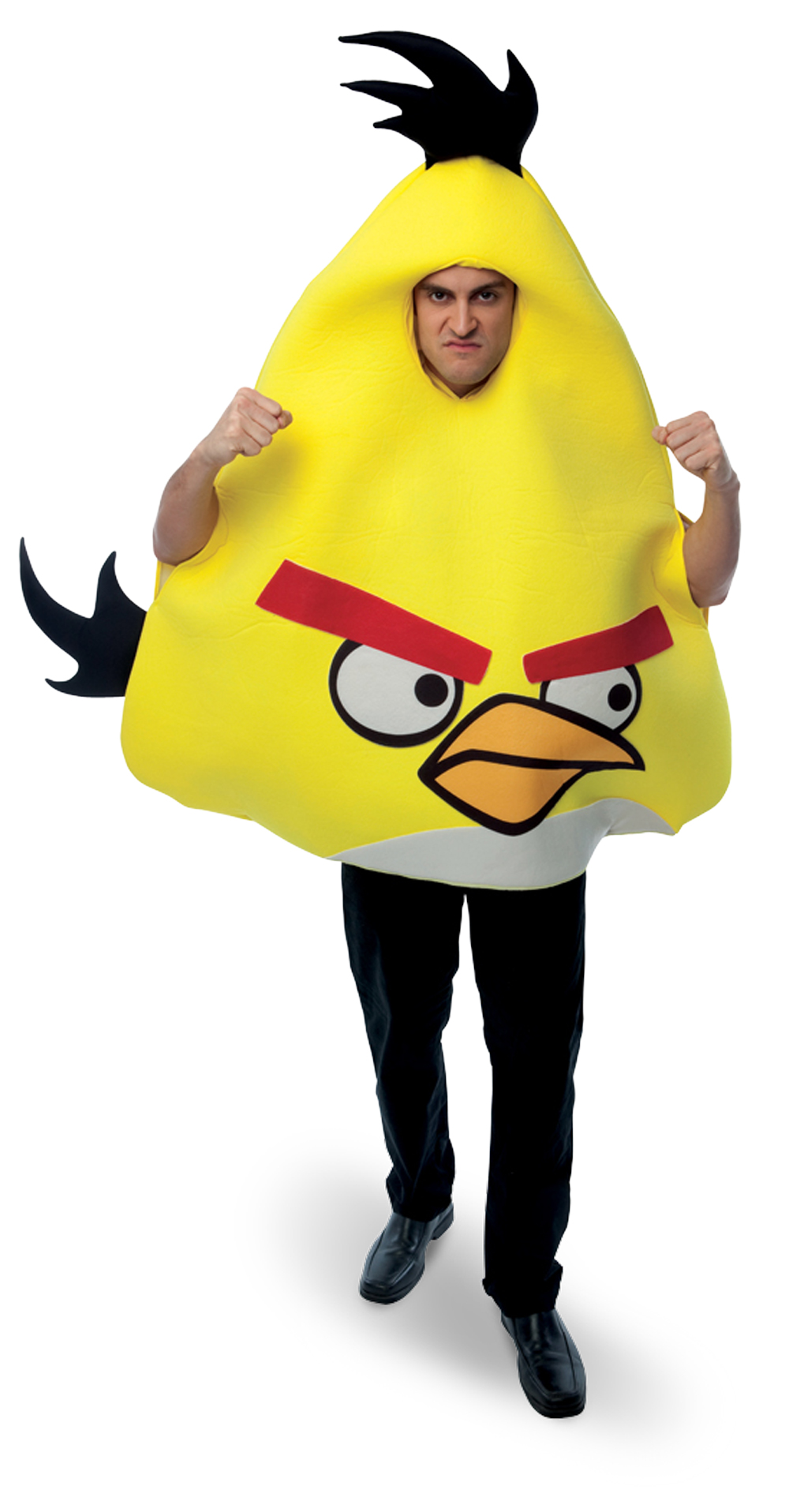 Rovio Angry Birds - Yellow Angry Bird Adult Costume