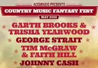 Country Music Fantasy Fest 2020 - Free Music Radio