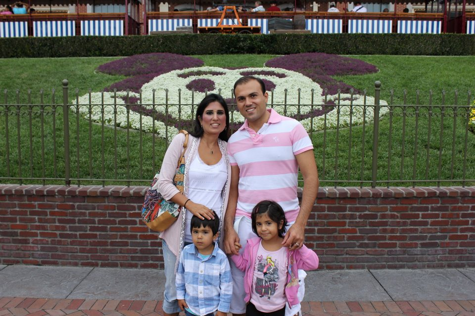 Saeed Family Photo
