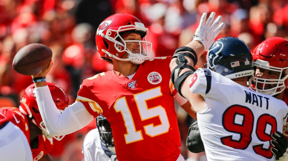 Texans vs. Chiefs Picks, Betting Odds & Predictions: Will K.C. Cover the  Spread in AFC Divisional Round? | The Action Network